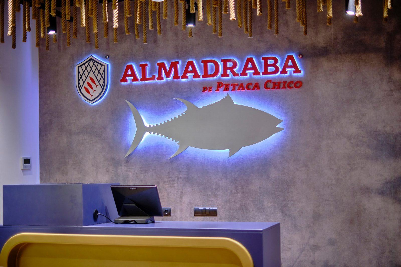 Cooking Almadraba - Petaca Chico