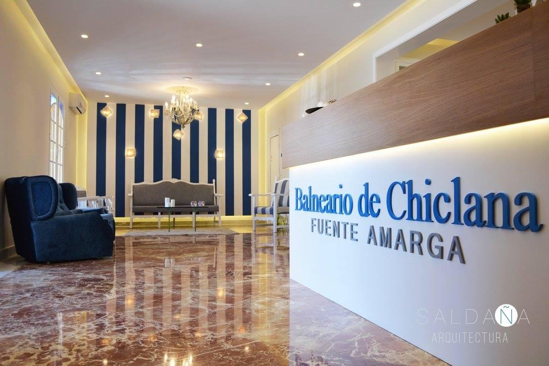 Balneario de Chiclana - Fuente Amarga